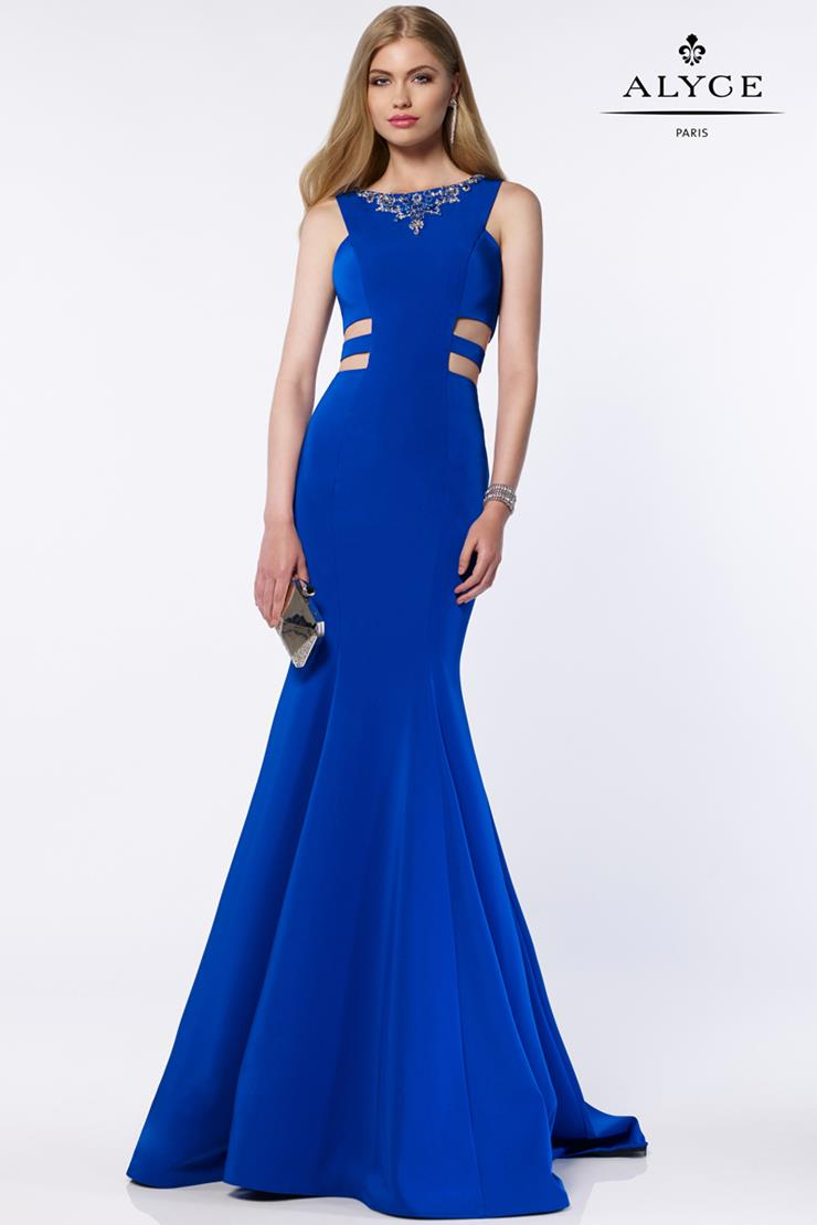 Alyce Paris Prom Dresses 8006