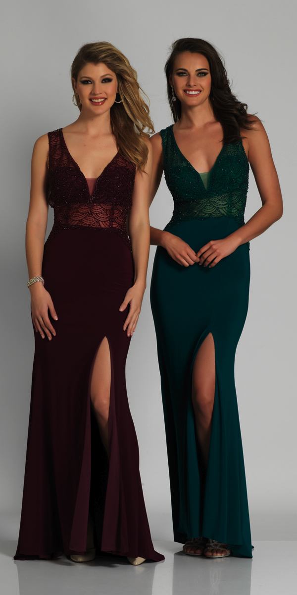 Dave & Johnny Prom Dresses 1729