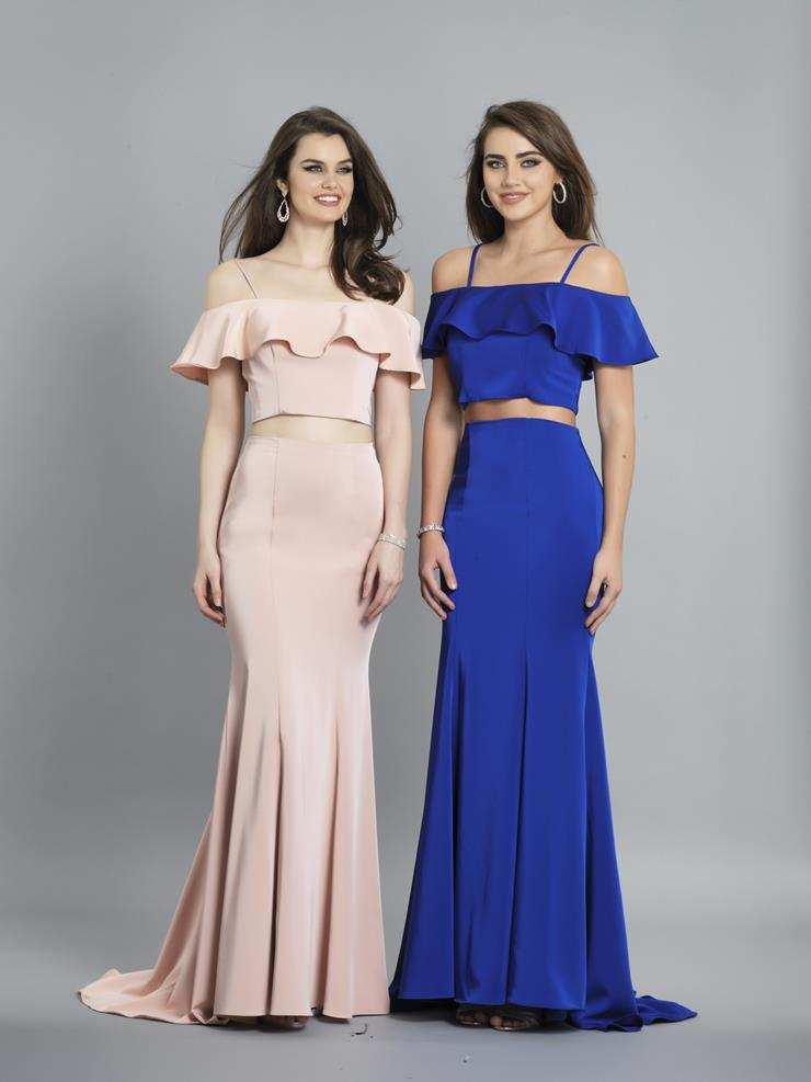 Dave & Johnny Prom Dresses 3416