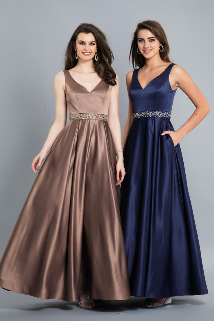 Dave & Johnny Prom Dresses Style #3530
