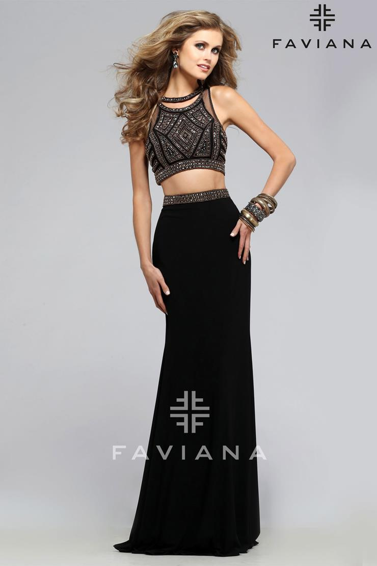 Faviana Prom Dresses Style #S7706