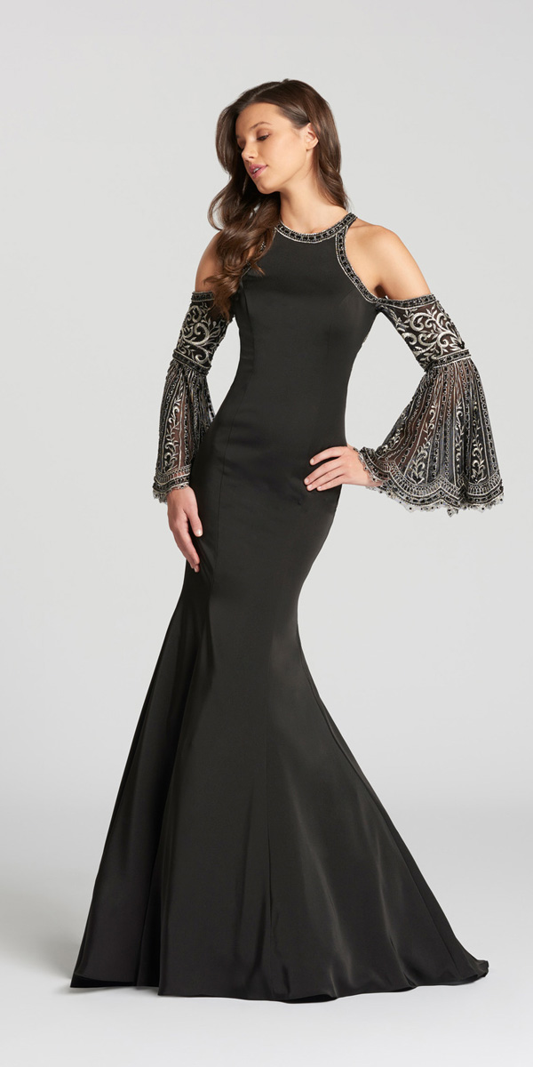 96ec00d92087 Long Sleeve Prom Dresses and Gowns